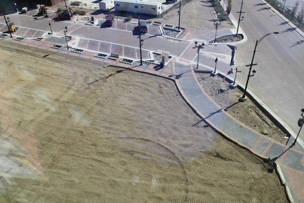 Iowa River Landing Constuction Update - 09/24/2012