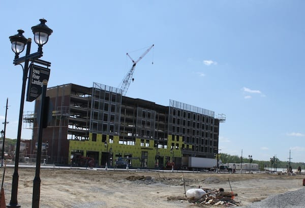 Homewood Suites from North
