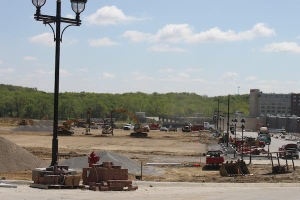 Iowa River Landing Update Dec 11 2012